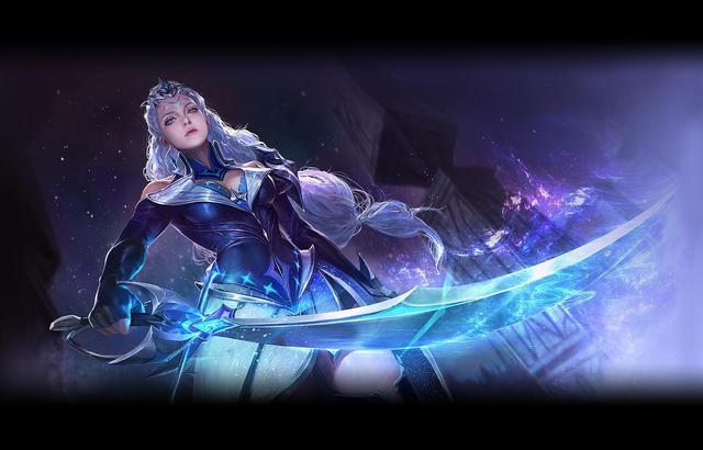 王者荣耀:九名英雄原画翻新优化,新增英雄特写展示!