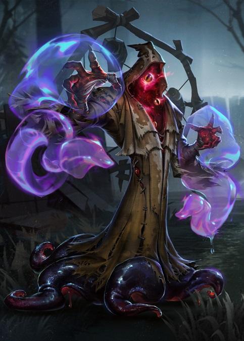 第五人格新角色:监管者黄衣之主