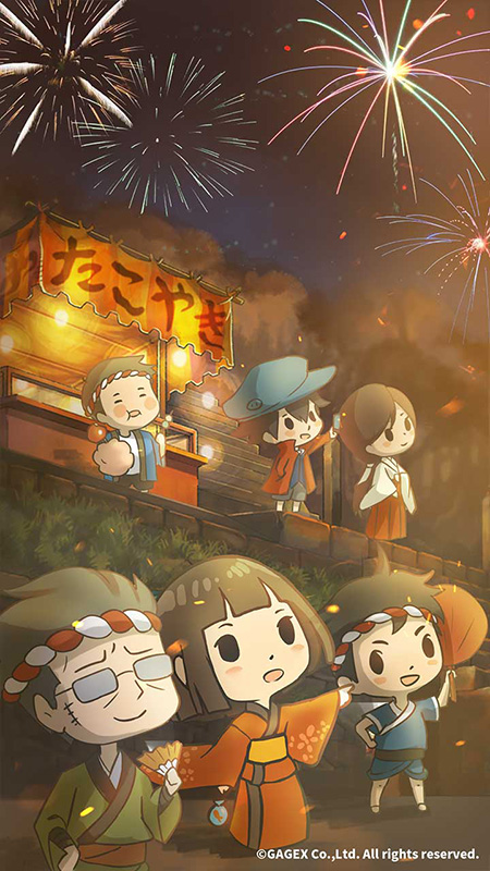 昭和盛夏祭典故事(测试版)