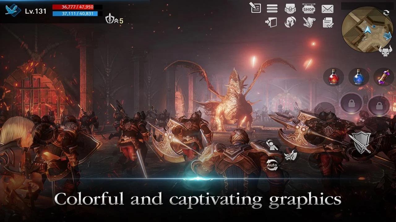 天堂2:革命(国际版)电脑版