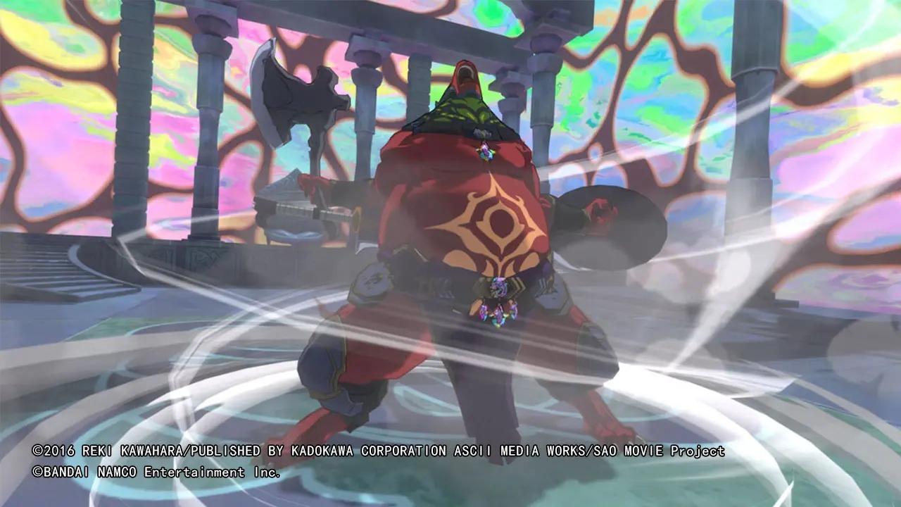 刀剑神域黑衣剑士:王牌电脑版